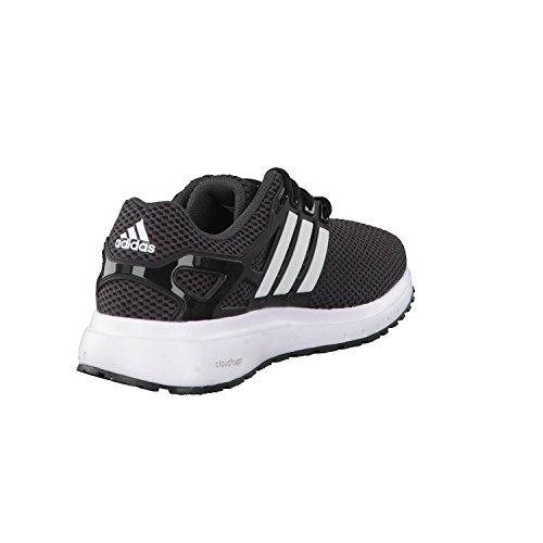 adidas Energy Cloud M, Zapatillas de Running para Hombre Negro (Core Black/footwear White/utility Black)