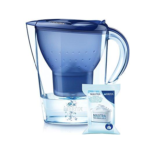 BRITA Marella XL - Jarra con Filtro de Agua 3.5 L, Color Azul,