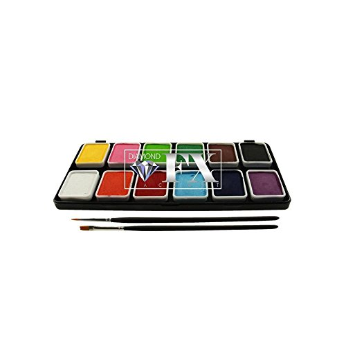 Diamond FX 12 Color Palette - Regular (6 -