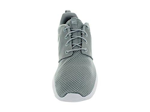 Nike Heren Rosherun Loopschoen Wolf Grijs / Wit
