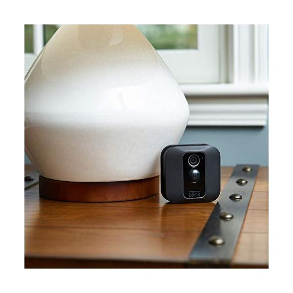 Blink XT2 (Seconda Generazione) | Telecamera di sicurezza per interni/esterni con archiviazione sul cloud, audio… 5 spesavip