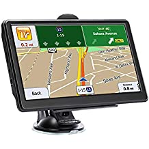 [Patrocinado] GPS Navigation for Car, 7-Inch 8GB HD Touch Screen Car GPS Navigation System Vehicle GPS Navigator with Lifetime Maps
