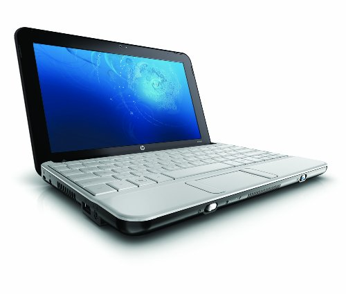 HP Mini 110-1112NR 10.1-Inch White Netbook – Up to 3.75 Hours of Battery Life (Windows 7 Starter)