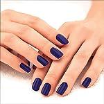 LAKMÉ 9to5 Primer + Gloss Nail Colour, Summer Blue,6 ml