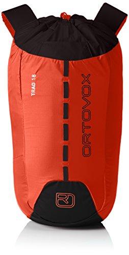 Unisex Crazy Orange Naranja 24x36x45 Trad Orange Adulto Crazy cm Ortovox Naranja Mochila 18 qwtSa1tx6