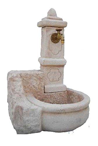 Fontane da giardino fontana del casale   h cm 100: amazon.it ...