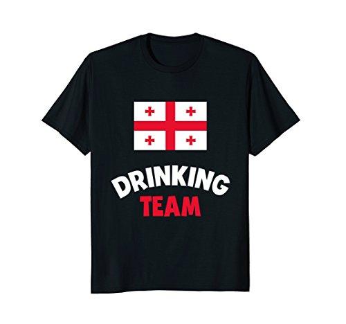 Georgia Drinking Team Shirt Alcohol Team Jersey