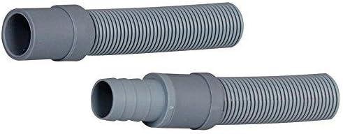 ScanPart 620100010Scanpart extensión de tubo de desagüe universal para lavadora y lavavajillas