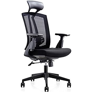 Amazoncom HON Wave Big and Tall Executive Chair Mesh Office