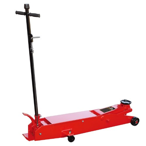 Torin Big Red Long Frame Heavy Duty Floor Jack, 5 Ton Capacity
