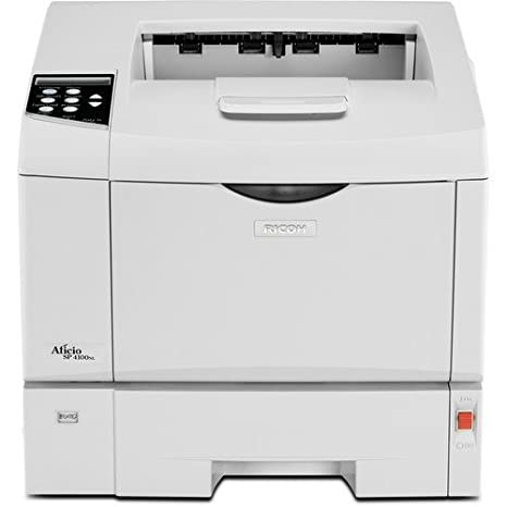Ricoh Aficio SP4100 N Impresora láser 1200 X 600 192 MB 31S/minuto ...