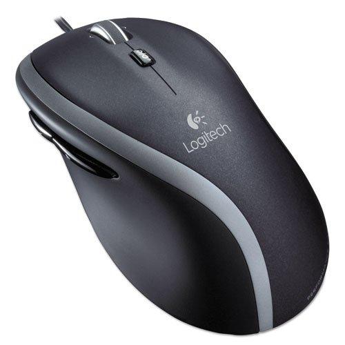 logitech corded mouse m500 - 7