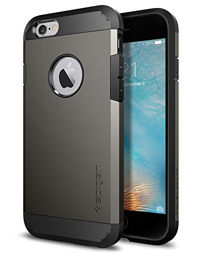 Spigen Tough Armor iPhone 6S Case with Extreme Heavy Duty Pr