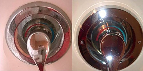 Bio-Clean Hard Water Stain Remover - before and after 5