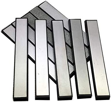 XZBBH 3000#グリットナイフ削り固定角度ナイフ削り研ぎ石のダイヤモンド砥石油石ホーニング砥石 (色 : Chocolate)