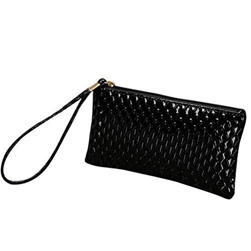 Black Scales Cash Women Pattern S Phone Donalworld Wrist Fish Bag qxZzEqYwC