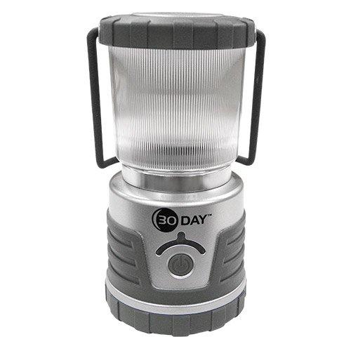 UST 30-Day Lantern, Silver, Outdoor Stuffs