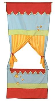 t/íteres de mano para teatro de t/íteres y marionetas figuras de t/íteres de 4 piezas Juego de t/íteres de mano de felpa y fieltro roba