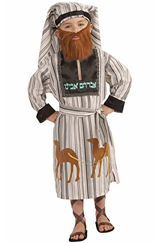 Forum Novelties Abraham Jewish Purim Child Costume, Medium]()