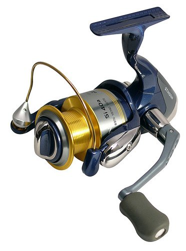 Okuma 9+1 Ball Bearing Si-65a Stinson Spinning Reel 4.8:1 Gear Ratio, Outdoor Stuffs