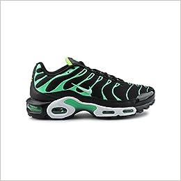 Nike Herren Air Max Plus Sneakers 852630, Schwarz Black