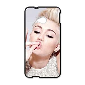 Personality cool woman Cell Phone Case for HTC One M7 hjbrhga1544