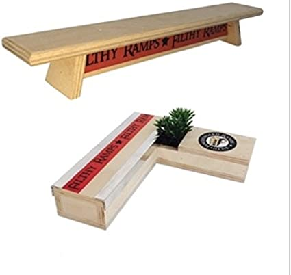 Bench for fingerboards and tech decks Filthy Fingerboard Ramps
