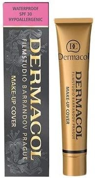 Dermacol Makeup Cover Foundatie Cover Alle littekens of tatoeages 218