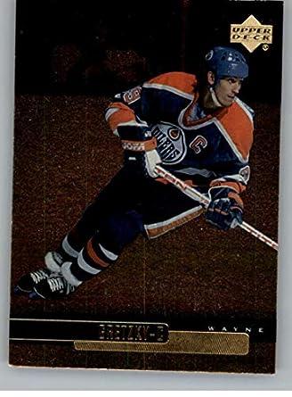 33d36031c 1999-00 Upper Deck Gold Reserve Official NHL Hockey Card  4 Wayne Gretzky  Edmonton