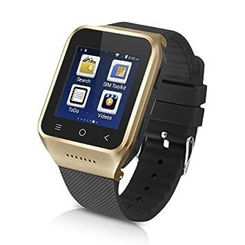 Flylinktech S8-Reloj teléfono móvil 3 g, GPS, wi-fi SmartWatch ...