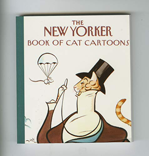Book : The New Yorker Book of Cat Cartoons - New Yorker
