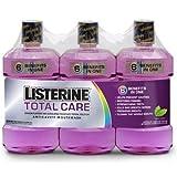 Listerine Total Care Mouthwash - Fresh Mint - 3 pk.