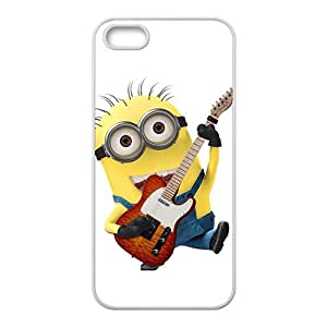 Bulk Price Novelty Cute Cartoon Despicable Me Minions Designer Plastic Case For Iphone 5S