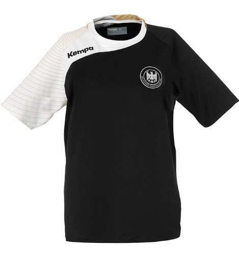 Kempa T-Shirt DHB Circle Replika, Schwarz, XS, 2003032011630