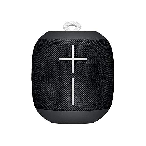 Logitech Ultimate Ears WONDERBOOM Super Portable Waterproof Bluetooth Speaker - Phantom Black(Renewed) by Ultimate Ears