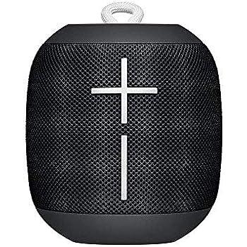 c91d301581e Logitech Ultimate Ears WONDERBOOM Super Portable Waterproof Bluetooth  Speaker - Phantom Black(Renewed)
