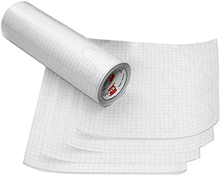 Oracal Clear Transfer Tape Roll 12 inch x 100 Foot