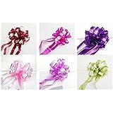 Healthcom Gift Wrap Bows Wreaths Garlands Pull Bows...