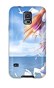 Durable Clannad Back Case/cover For Galaxy S5