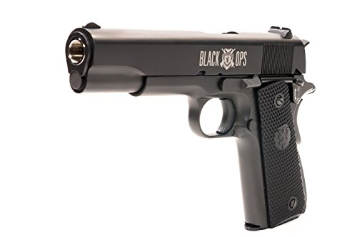 BB Pistol Black Ops 1911 Gas Blowback Semi - Bb Gun Blowback 1911