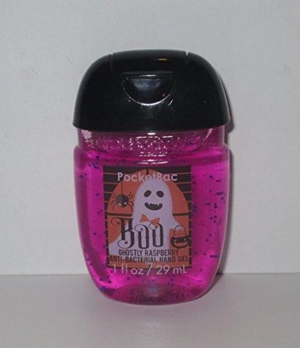 Bath & Body Works PocketBac Hand Sanitizer Gel BOO Ghostly -