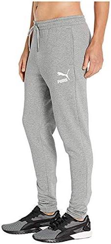 [PUMA(プーマ)] メンズパンツ・ショーツ等 Classics Sweatpants Medium Grey Heather S 30 [並行輸入品]