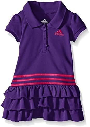 adidas Girls' Active Polo Dress