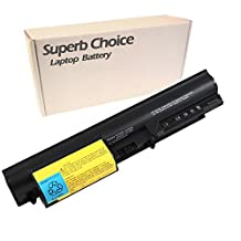 "Superb Choice New Laptop Replacement Battery for IBM ThinkPad T400 (14.1"" Wide Models Only)"