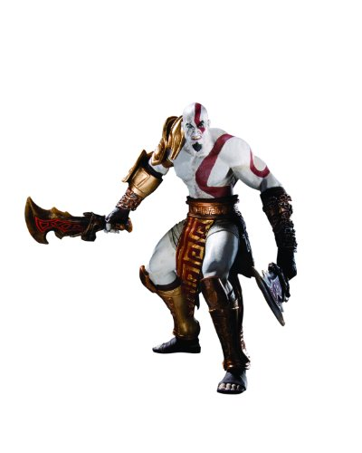 [DC Unlimited God of War Series 1: Kratos Action Figures] (Costume Hades Greek God)
