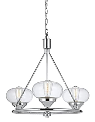 Cal Lighting FX-3624-3 Three Light Chandelier