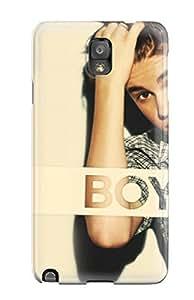 Series Skin Case Cover For Galaxy Note 3(justin Bieber Desktop)