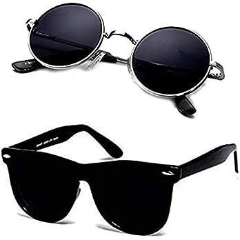 Ivonne new Collection Men's Sunglasses Black pack 2