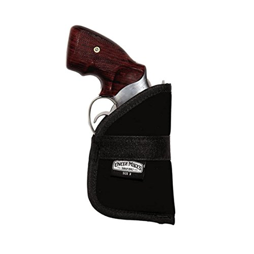 Pocket S&W Sigma, 2 5rd Revolver Uncle Mikes 87443 ()