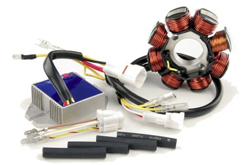 Cascade Lighting Classic (Trail Tech (SR-8310 100W Stator Kit)